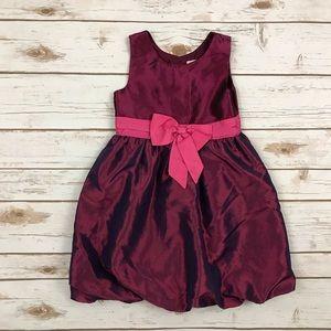 H&M Holiday Bubble Dress